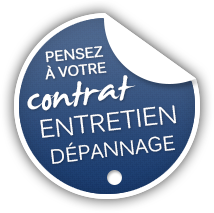 Pensez à votre contrat entretien avec Confort Energie Concept